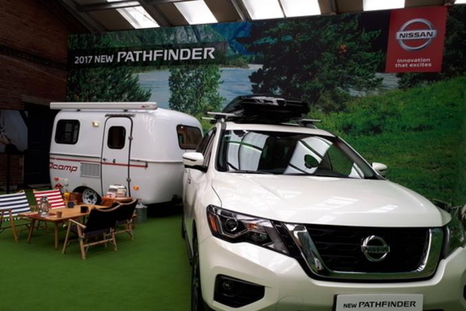 7인승 대형 패밀리 SUV, '뉴 닛산 패스파인더' 출시