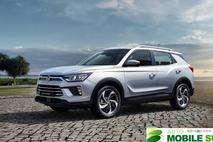 패밀리 SUV 코란도 가솔린 모델 사전계약...8월 출시