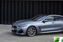 BMW 스포츠카 뉴 8시리즈 사전계약...최고속도 305km/h