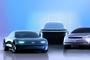 현대차, 전용 전기차 브랜드 '아이오닉' 3종 공개
