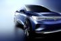 폭스바겐 최초의 순수 전기 SUV 'ID.4' 디자인 공개
