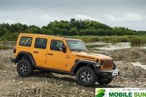 Jeep  '올 뉴 랭글러 나초 에디션' 출시...국내 30대 한정