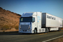 현대차 수소전기트럭. 북미 캘리포니아 달린다