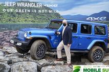 Jeep, PHEV SUV, '지프 랭글러 4xe' 출시...8,340만원